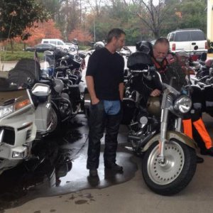 Bikers United for Children Toy Ride 2016