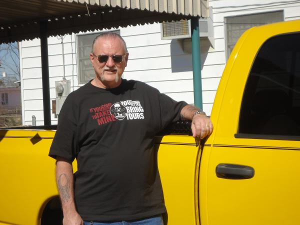 Feb. 2014 Me and my Super Bee.